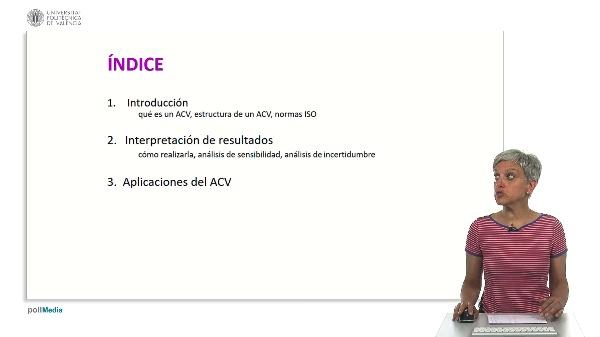 Interpretación de los resultados de un ACV