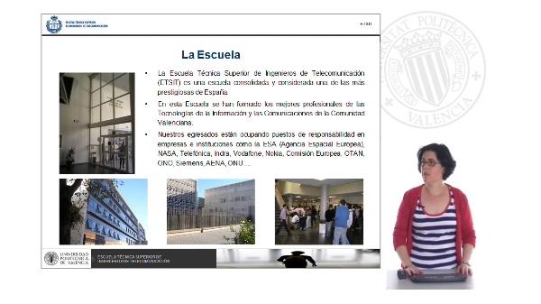 Escuela Técnica Superior de Ingenieros de Telecomunicación