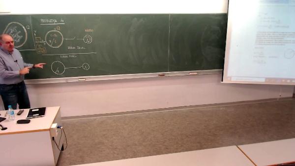 Física 1. Lección 6. Problema 4