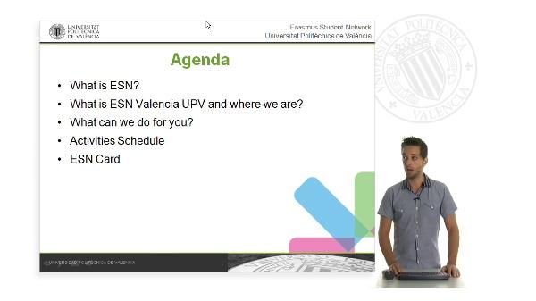 [POWERPOINT] Erasmus Student Network Universitat Politècnica de València - English