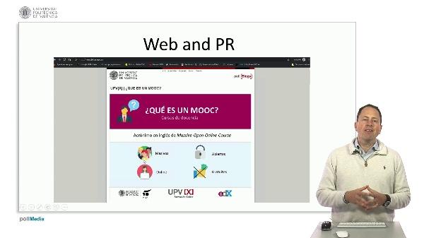 MOOC Digital Marketing. Web and PR