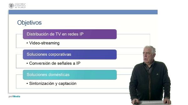 Distribución de Televisión IP