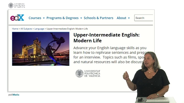 Upper-Intermediate English: Modern Life. MOOC Introduction