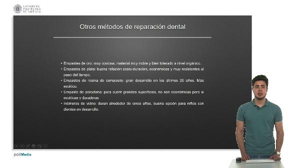 Desarrollo actual de las amalgamas dentales