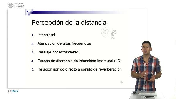 Percepción de la distancia
