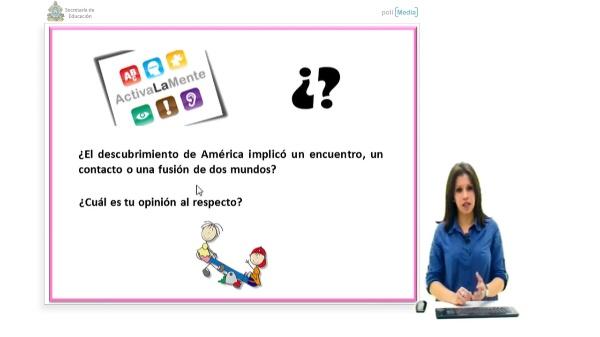 Contacto España - América
