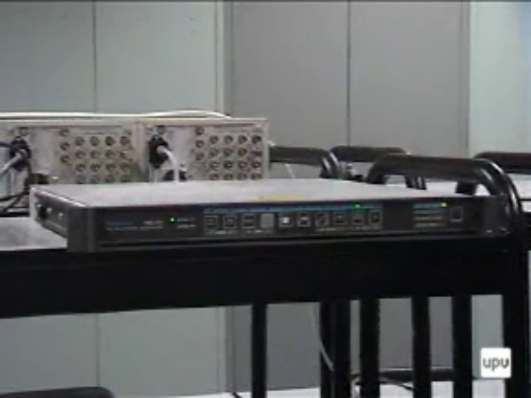 Manejo del monitor de forma de onda vectorscopio