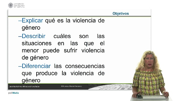 El menor como víctima de la violencia de género: distintas perspectivas en el ámbito jurídico