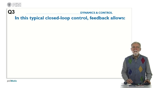Control Systems Design. Question 3