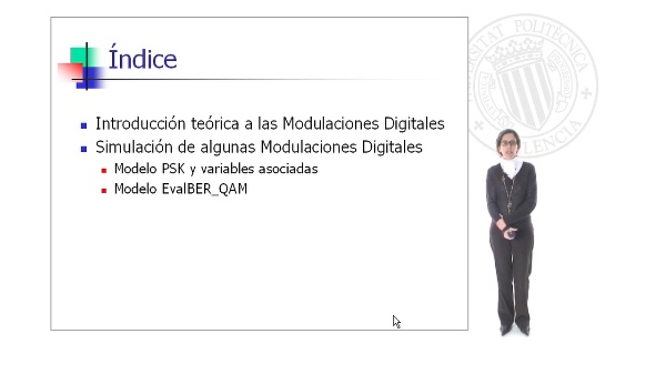 Introducción Práctica 5 - Modulaciones Digitales