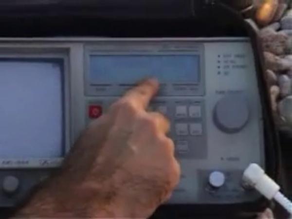 Manejo del Medidor de campo MC944