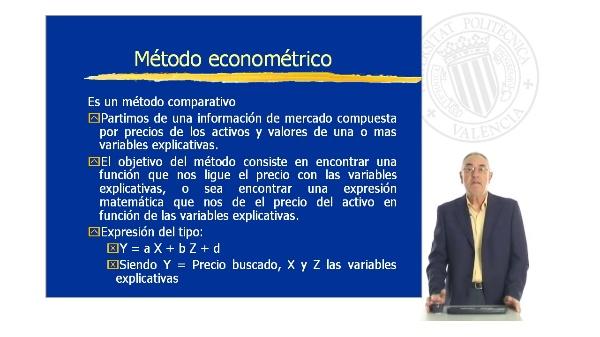 Método Econométrico