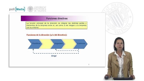 La dirección de la empresa: funciones y roles directivos