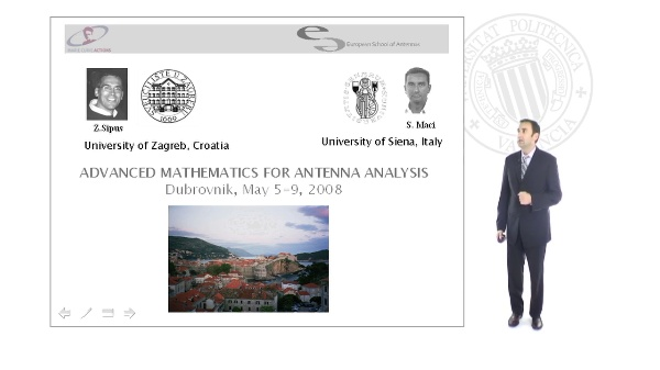 Advanced Mathematics for Antenna Analysis