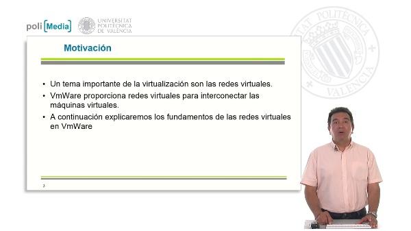 Redes Virtuales con VMware