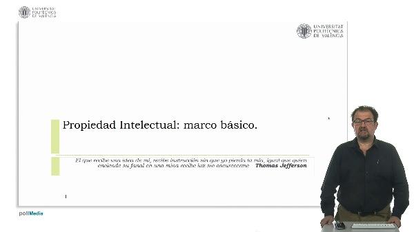 propiedad intelectual: marco básico
