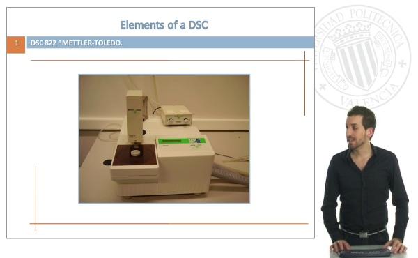 Elements of a DSC