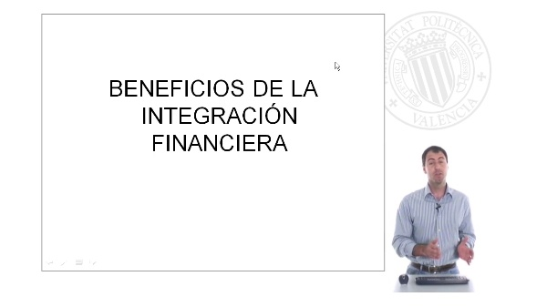 Beneficios de la integración financiera