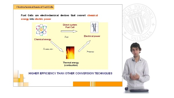 Electrochemical Basis of Fuel Cells