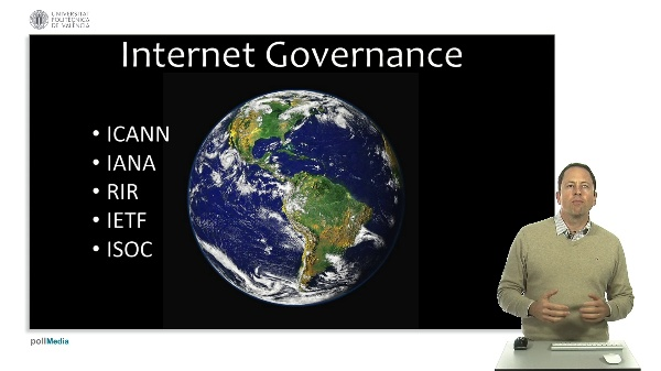 Internet and Web Browsers. Internet governance
