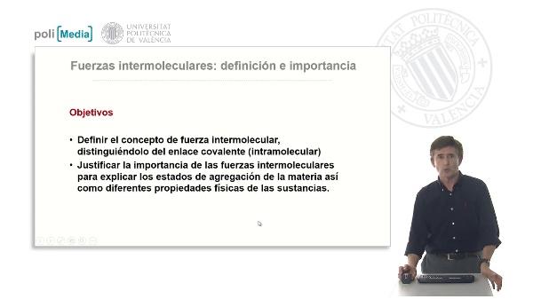 Fuerzas intermoleculares: definición e importancia
