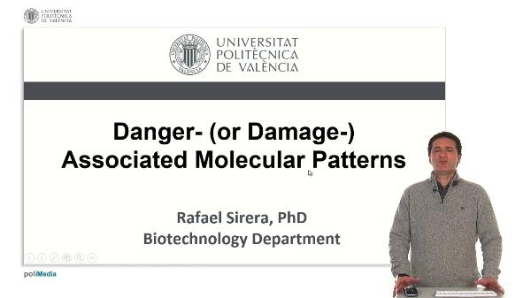 Patrones Moleculares Asociados al Daño Tisular