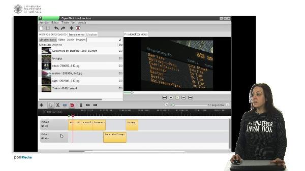 11_Openshot - Exportar vídeo.