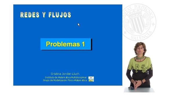 Problema de redes y flujos: flujo máximo  multifuente-multisumidero