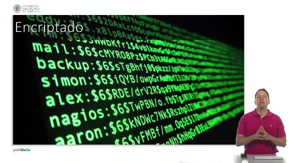 Medidas de seguridad informática. Encriptado
