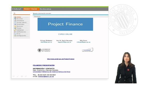 Seguimiento  Project Finance