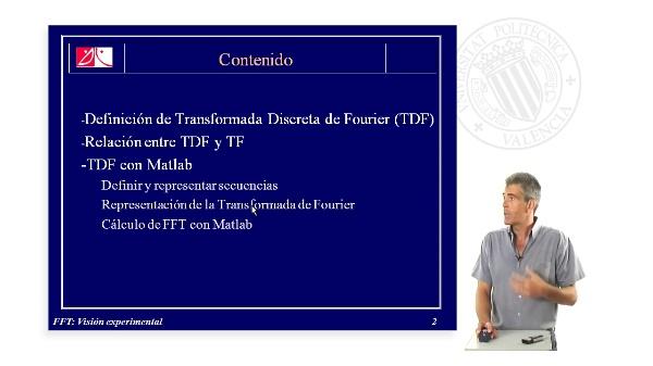 FFT: Visión experimental
