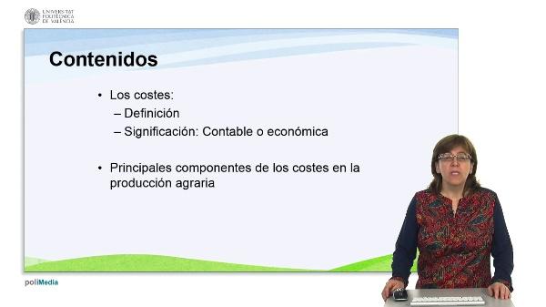 Costes de la produccion agraria