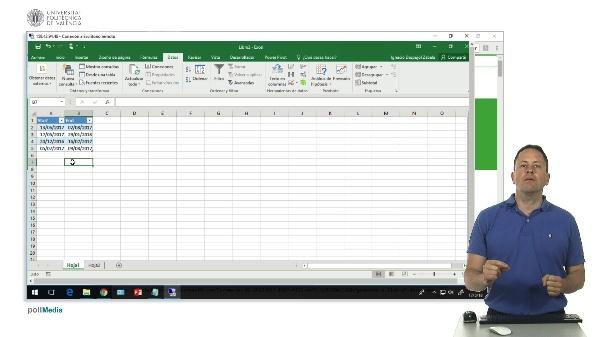 Excel Powerquery. Crear una función para el tratamiento de fechas