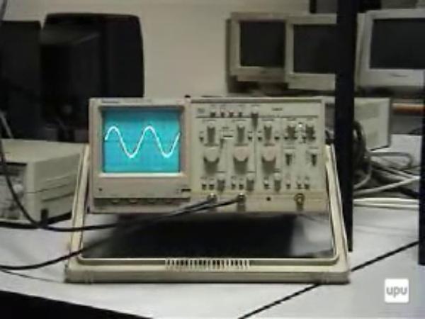 Osciloscopio Analógico. Tektronix TAS-250