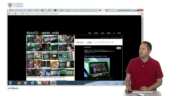 Herramientas para buscar fotos libres de derechos en flickr