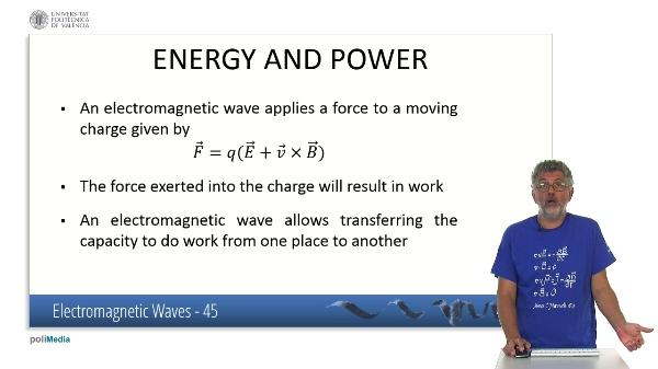 Electromagnetic Waves (VI)