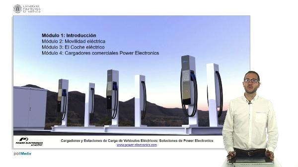 Cargadores y estaciones de carga de vehículos eléctricos: soluciones de Power Electronics
