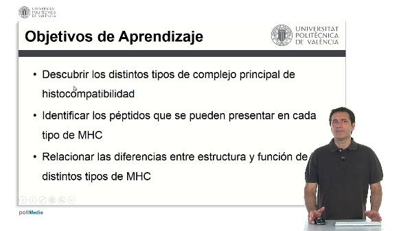 Tipos de complejo principal de histocompatibilidad