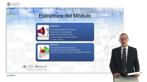 Objetivos competenciales del módulo 11