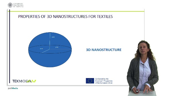 Advanced Technologies for Textile and Fashion Industry: 3D properties