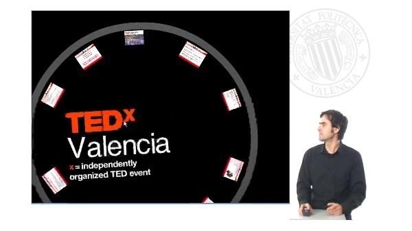Presentación TEDxValencia