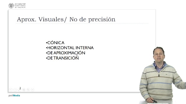 Ingeniería Aeronáutica - Aproximaciones visuals / No de precisión