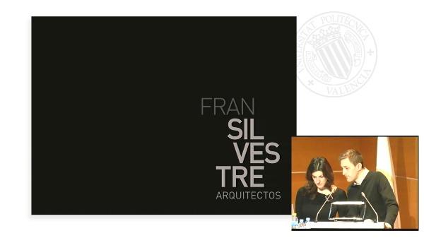 Comunicaciones: Fran Silvestre Arquitectos