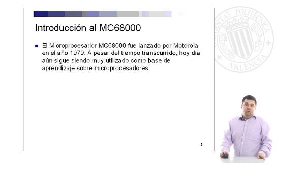 Introducción a la Programación del Microprocesador Motorola 68000