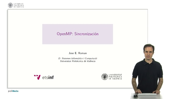 OpenMP: Sincronizacion