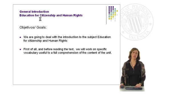General Introduction: Education for Citizenship and Human Rights II