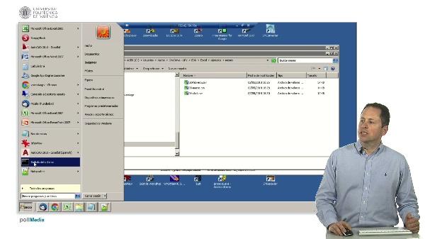 Excel. Juntar varios ficheros csv utilizando el copy de la consola de windows