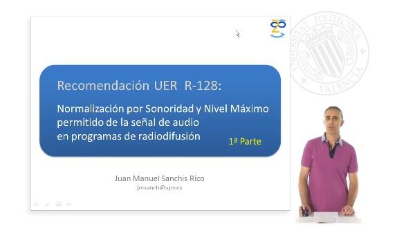 UER R128 Normalizacion por sonoridad.