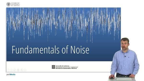 Caracteristicas fundamentales del ruido I