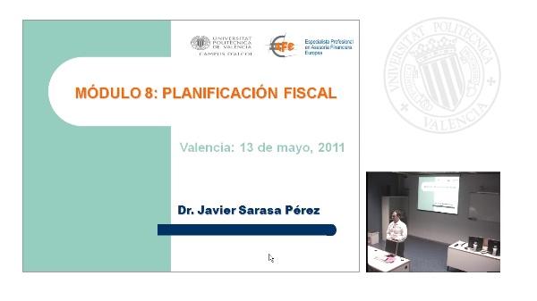 Planificación fiscal (2ª sesión - práctica)